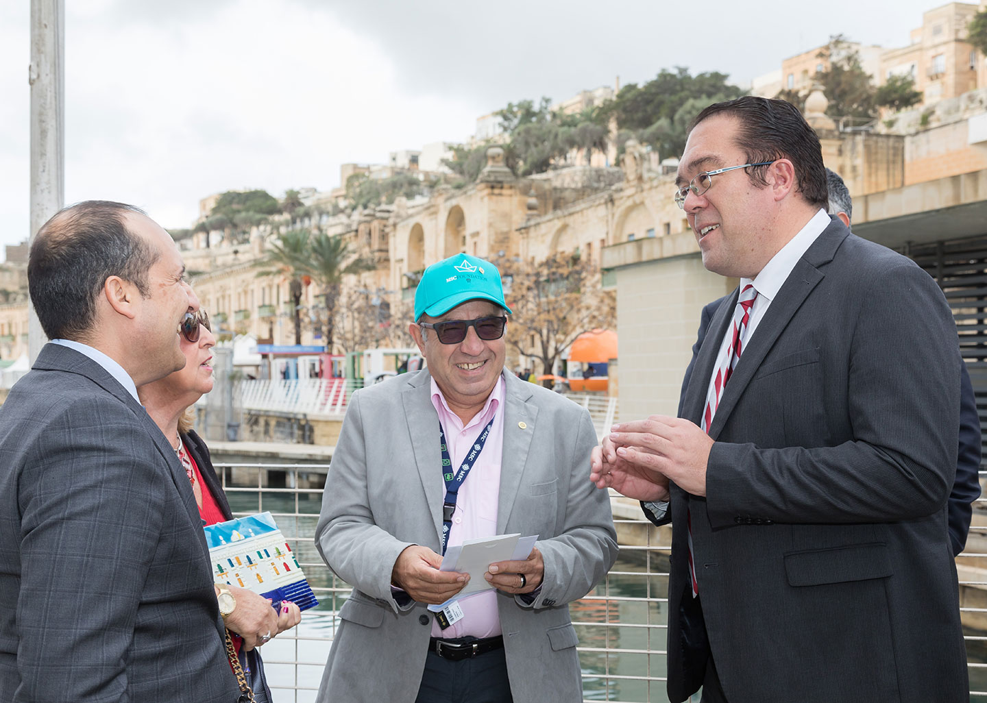 Record 900,000 Cruise Passenger Movements celebrated at Valletta Cruise Port