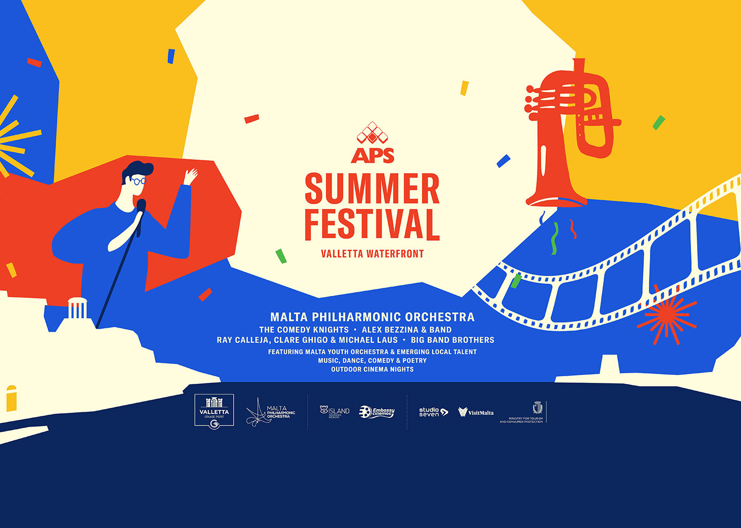 APS Summer Festival extended to mid-August