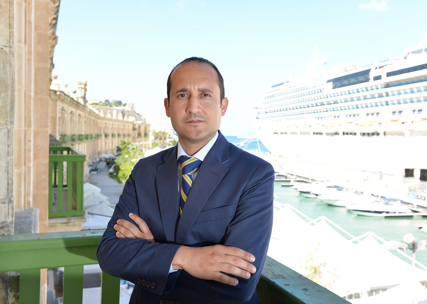 Global Ports Holding, the majority shareholder of Valletta Cruise Port strengthens the top management with the appointment of a Chief Operating Officer
