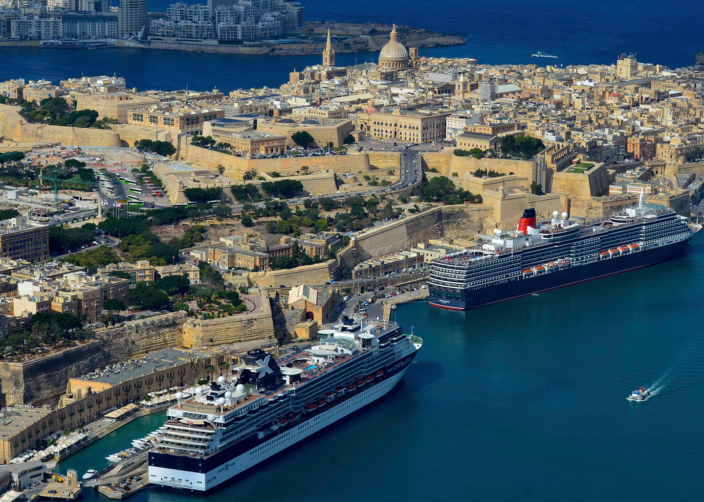 Guest experience is key to success in cruise industry - Valletta Cruise Port CEO