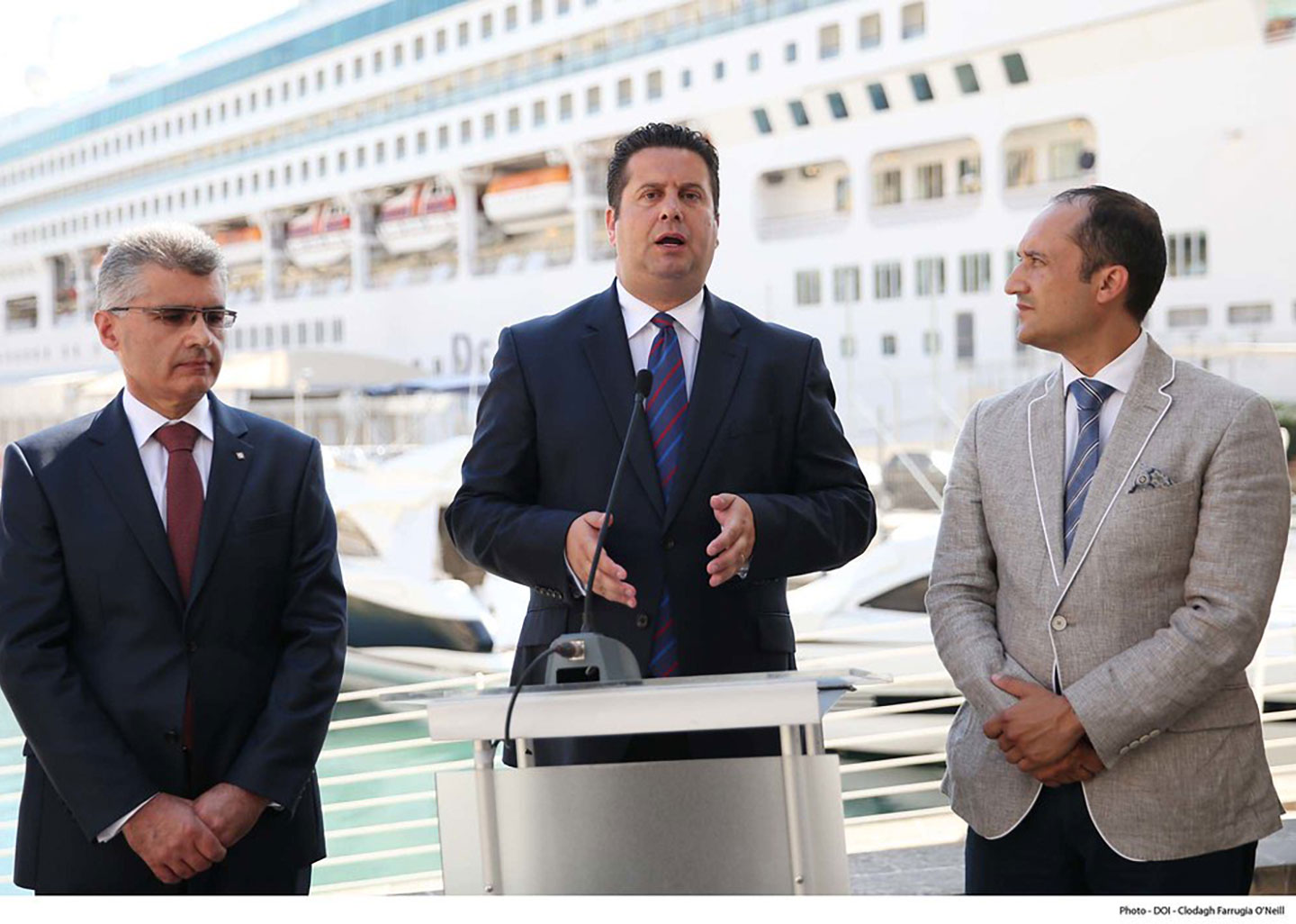 Malta to Malta cruises for P&O Oceana