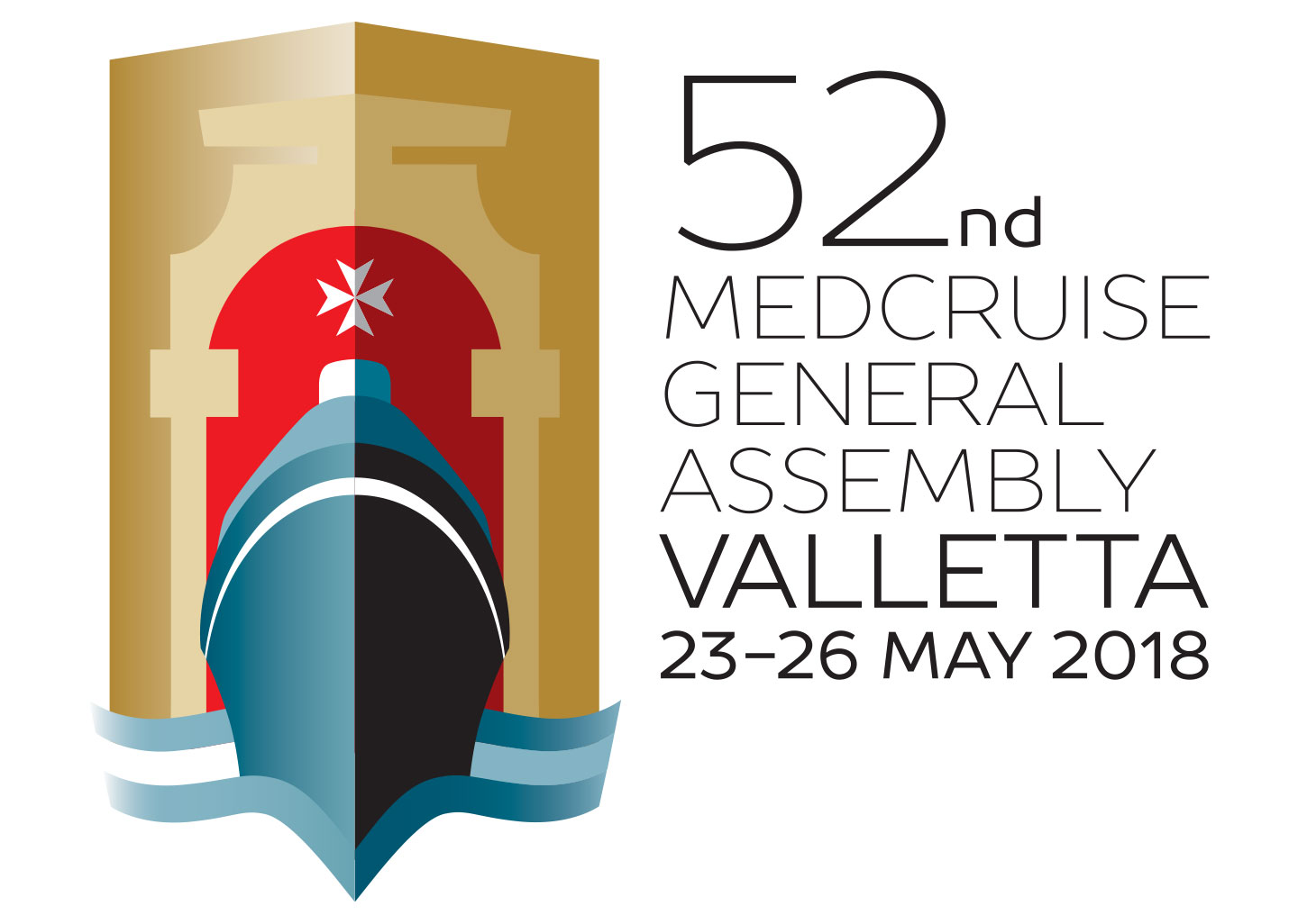 52nd MedCruise General Assembly, Valletta