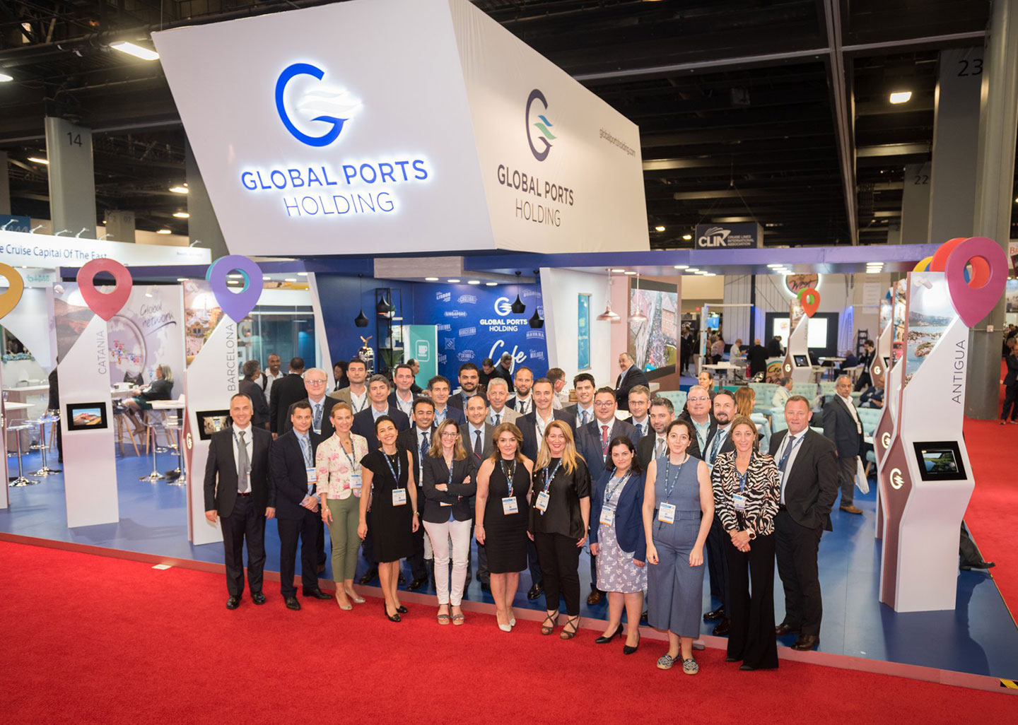 Valletta Cruise Port attends Seatrade Cruise Global 2019