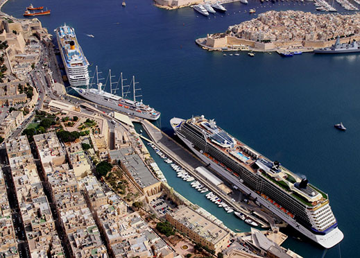 Valletta Cruise Port signs UNWTO Global Code of Ethics for Tourism
