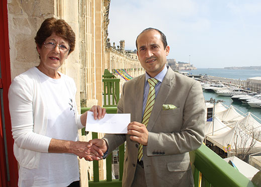 Valletta Cruise Port teams up with Tomasina Cat Sanctuary