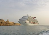 Valletta Cruise Port welcomes Carnival Vista