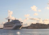An increase in calls by Costa Cruises to Valletta Cruise Port