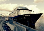 Mein Schiff 3 welcomed at Valletta Cruise Port